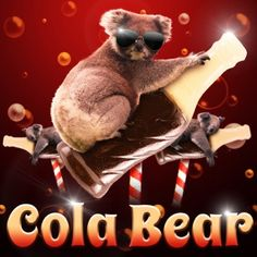 Everybody needs a Cola Bear in their life <3   http://www.ecigwizard.com/e-liquid/wizmix/cola-bear.html