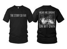 Drone On My Own Black