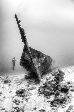 Shangri-la wreck in the Philippines