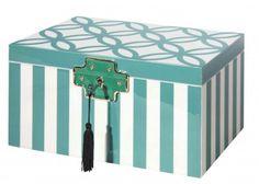 cobistyle lacquer jewellery box