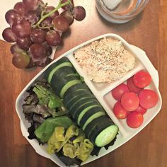 Easy Paleo Lunchbox idea - 5 minutes to make!