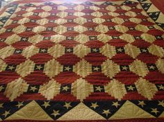 courthouse steps quilt block generator - Google Search
