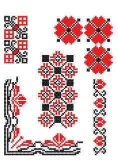 VB037 Cross Stitch Bookmarks, Cross Stitch Charts, Cross Stitch Designs, Cross Stitch Patterns, Soutache Pattern, Menhdi Design, Bordado Popular, Palestinian Embroidery, Knit Art