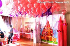 Princess Castle Birthday Party Ideas | Photo 3 of 25 | Catch My Party