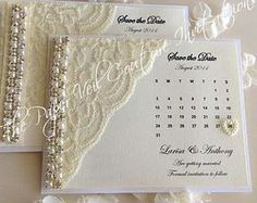 Glitz and Glamour Vintage Lace Collection 2  White Ivory &