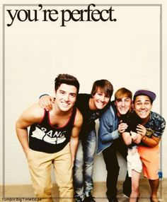 :) they are perfect and they are there when no one else will listen