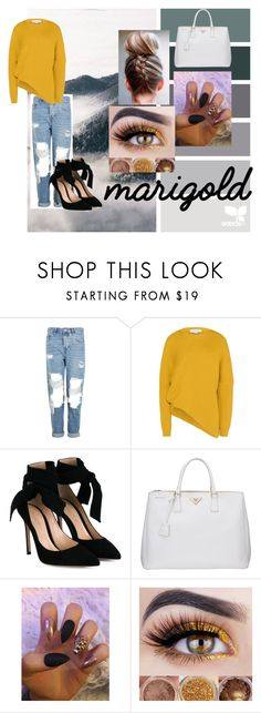 Designer Clothes, Shoes & Bags for Women Marigold, Stella Mccartney, Prada, Topshop, Shoe Bag, Polyvore, Stuff To Buy, Shopping, Shoes
