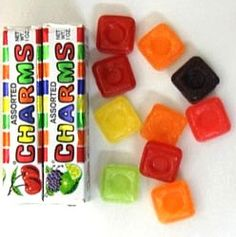 1970s Charms candy.