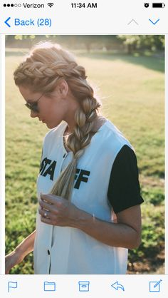 Hair!-Barefoot Blonde