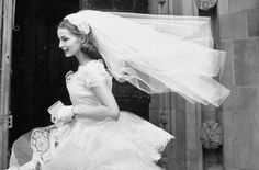 Here's why brides wear veils on their wedding day