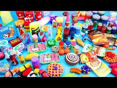 Miniature Doll Stuff Collection Handmade Miniatures and Doll Food Miniature Stuff Doll House Crafts, Doll Crafts, Easy Arts And Crafts, Easy Crafts For Kids, Miniature Food, Miniature Dolls, Diy Dolls Tutorial, Barbie Dolls Diy, Doll Videos
