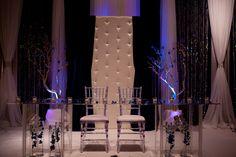 Payal - All that Jazz - Wedding Reception at Payal Banquets - Khazana Creations