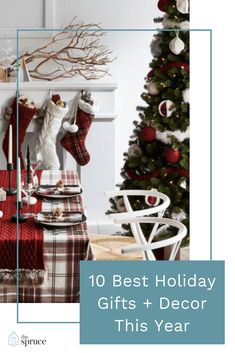 65bbf10222158 Celebrate the merry season with these holiday gift and décor ideas. Sure to  please even
