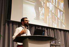 Nathan Maharaj - Tech Forum 2014 - BookNet Canada  (c) Yvonne Bambrick http://www.booknetcanada.ca/technology-forum/