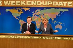 From the Set: Ben Affleck and Kanye West | Saturday Night Live | Dana Edelson/NBC