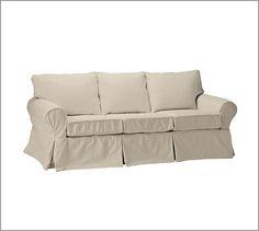 PB Basic Sofa | Pottery Barn