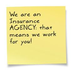 We are an #Insurance AGENCY here in #Massachusetts, very different from an insurance company. #InsuranceAgent