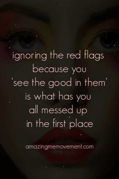Don't ignore these 5 red flags if you see them in your relationship. It may be time to let go and move on. Go For It Quotes, Life Quotes To Live By, Motivational Quotes For Life, Self Love Quotes, Good Life Quotes, Meaningful Quotes, Letting Go Quotes, Dont Ignore Me Quotes, Quotes Inspirational
