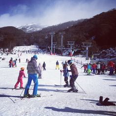 Thredbo Resort, Thredbo, NSW, Australia