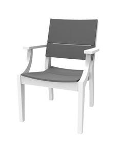 SYM Arm Chair - Seaside Casual Furniture