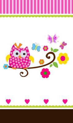 Colorful owl iphone wallpaper be creative pinterest owlyg 480800 owl wallpaperhello kitty wallpaperiphone wallpaperssmartphone voltagebd Gallery