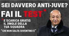 Fai il test per scoprire quanto sei #antijuventino!  http://www.odiosa-juve.com/it/test/  #juve #antijuve #juvemerda #moggi #seriea #calcio #inter #milan #napoli #fiorentina #sassuolo