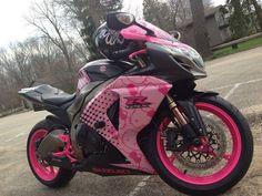 Pink GSXR