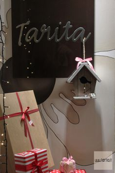 Tarita 21.11.13, Christmas' setting <3