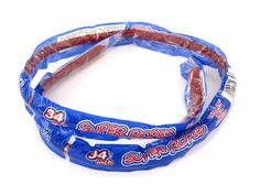 Super Ropes Licorice.  Used to get these at the Saturday Matinee movies when I was a kid.