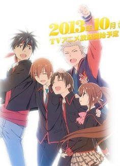 Little Busters ! S2 VOSTFR BLURAY | Animes-Mangas-DDL