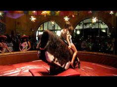 Ride a Mechanical Bull.  I'm pretty sure I WON'T be looking like her though...