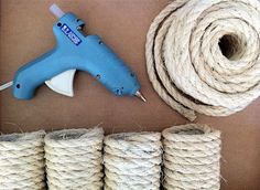 nautical centerpieces rope - Google Search