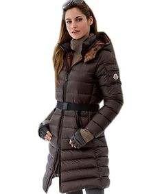 """The North Face """"Triple C"""" hooded down coat – brown   Parka, Puffy ..."""