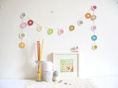New Year SALE  Polly nursery decor in vintage inspired by emmalamb. , via Etsy.
