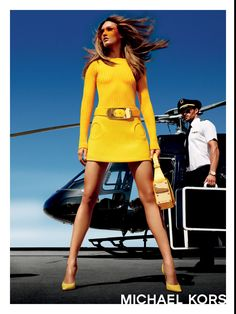 Michael Kors Ad Campaign SS2013