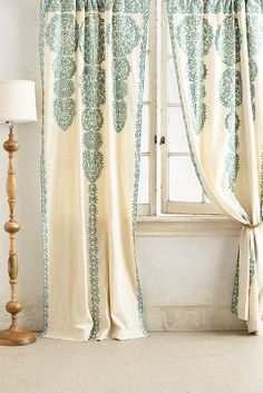 Anthropologie Marrakech Curtain- anthropologie.com #anthrofave
