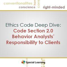 Bailey  Burch Ethics CatchUp  Ceus Via Behavioral Development