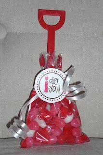 I dig you kids Valentine's gift
