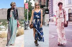 29 Women Who Are Absolutely Slaying In A Maxi Dress