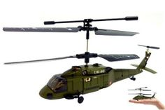 Syma 3 Channel S013 Mini Infrared Black Hawk RC Helicopter by Syma. $13.59. SYMA 3 Channel S013 Mini UH-60 Black Hawk RC Helicopter. Great for Indoor flight. 3D flight 3 channel 360 degree control. Awesome gfit !. Color Varies from Desert Tan, Camo and Dark Green. We ship the next available.. Syma 3 Channel S013 Mini Infrared Black Hawk RC Helicopter SYMA 3 Channel S013 Mini UH-60 Black Hawk RC Helicopter ---NEW! SYMA 3 Channel S013 Mini UH-60 Black Hawk RC Helicopter Colo...