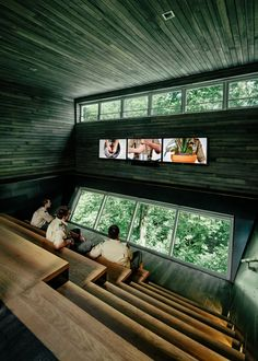 The Sustainability Treehouse  / Mithun
