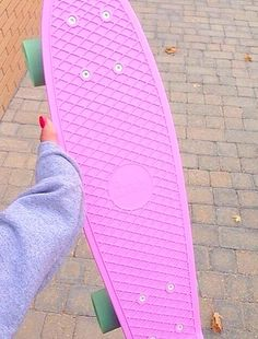I want a penny board