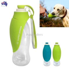 Buy Sport Portable Pet Dog Water Bottle Expandable Silicone Travel Dog Bowl For Puppy Cat Drinking Outdoor Water Dispenser at Wish - Shopping Made Fun Pets, Pet Dogs, London Travel Guide, Dog Water Dispenser, Pet Water Bottle, Water Bottles, Dog Health Care, Health Tips, Cat Drinking