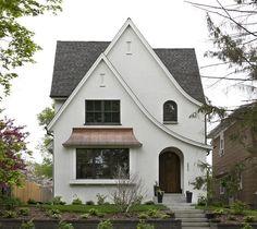 Minneapolis Modern Tudor|Custom Home | Photos | w.b. builders: