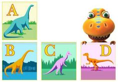 Get Ready for Kindergarten with PBS Kids (+ Dinosaur Train Giveaway) Dinosaur Train Party, Dinasour Party, 4th Birthday Parties, 2nd Birthday, The Good Dinosaur, Pbs Kids, Dora The Explorer, Early Learning, First Birthdays