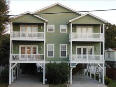 Garden City Beach Vacation Rental - VRBO 393873 - 5 BR Grand Strand - Myrtle Beach House in SC, 1 Block the from Beach/5BR/4.5 BA/Pvt Pool/ Pet Friendly