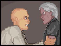 After Sleep Comics - Stranger - Friend by Turgut Işın Pixel Art, Horror, Art Gallery, Family Guy, Sleep, Comics, Friends, Fictional Characters, Amigos