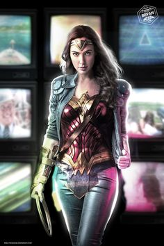 ww 84 by Bryanzap on DeviantArt Wonder Woman Pictures, Wonder Woman Quotes, Wonder Woman Movie, Marvel Girls, Marvel Dc, Justice League Characters, Female Celebrity Crush, Gal Gardot, Dc Comics Heroes