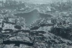 Fractal Formations Imagine a Futuristic Urban Sprawl | The Creators Project