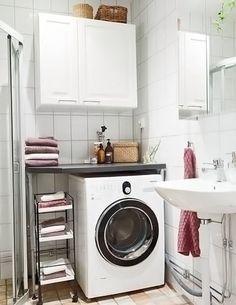 decoracion para laundry pequeños modernos - Buscar con Google